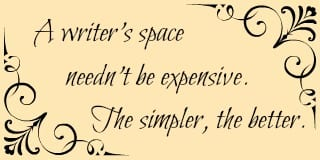 Quote-Writing Space