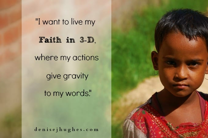 #ActivistFaith - Faith in 3D