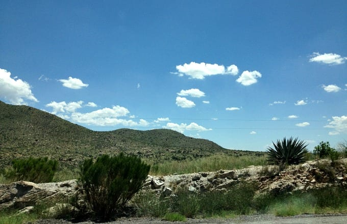 Mother Takes Daughter to College #RoadTrip #Desert