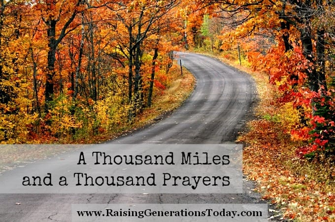 A Thousand Miles and a Thousand Prayers