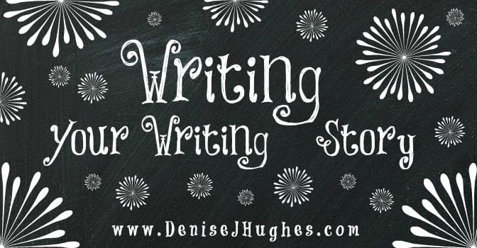 Writing Your Writing Story