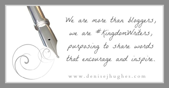 #KingdomWriters