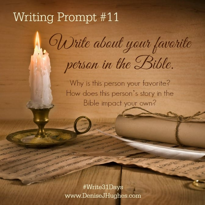 Writing Prompt 11