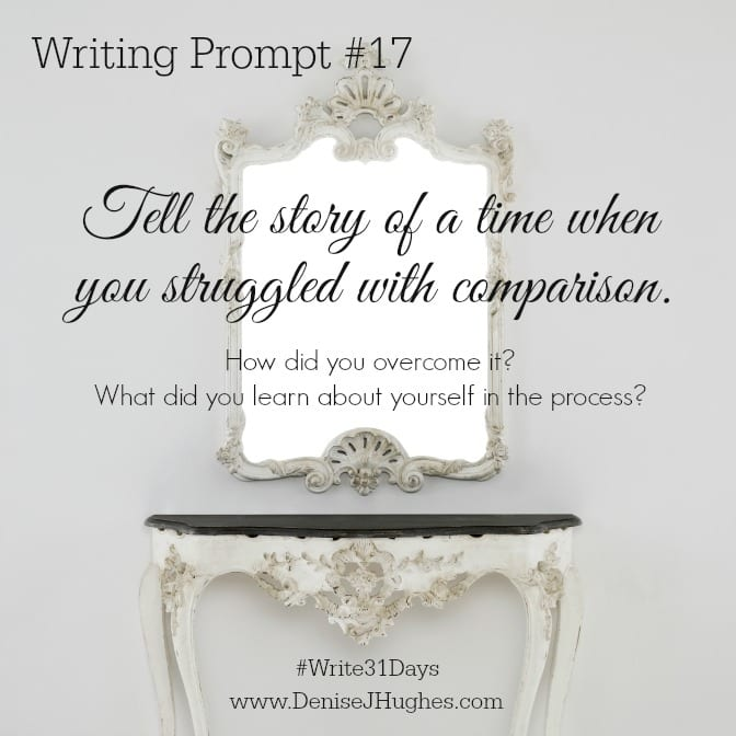 Writing Prompt 17