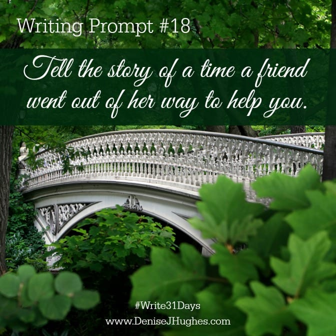 Writing Prompt 18