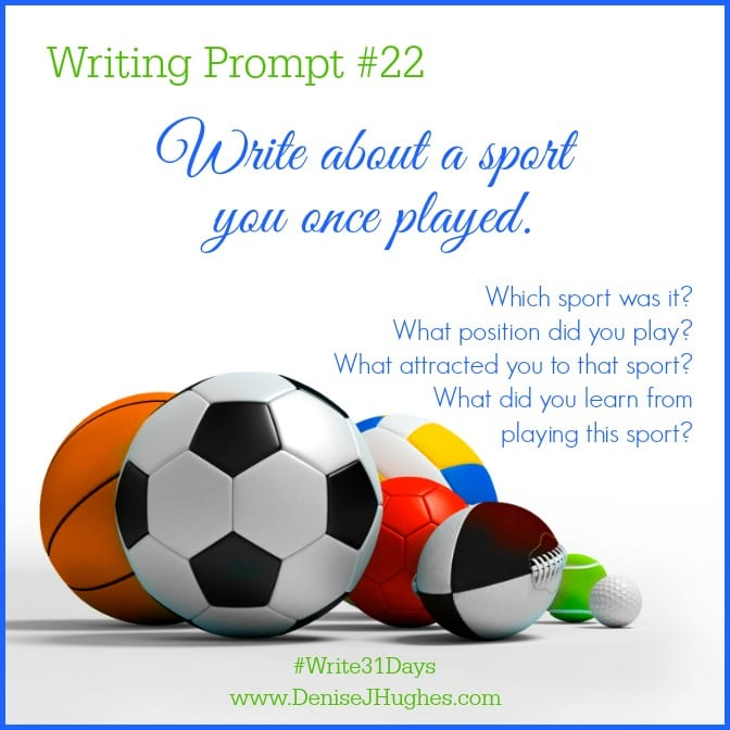 Writing Prompt 22