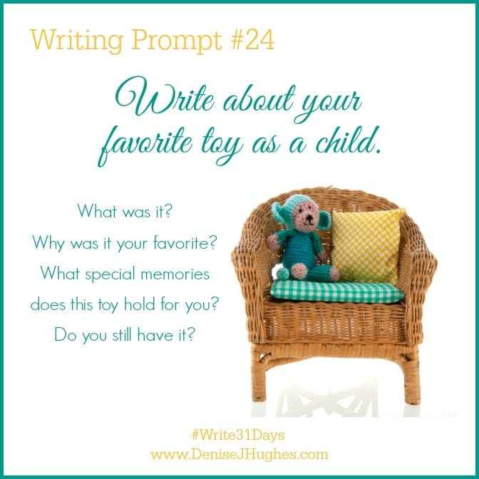 Writing Prompt 24