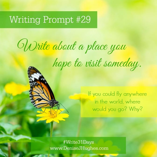 Writing Prompt 29