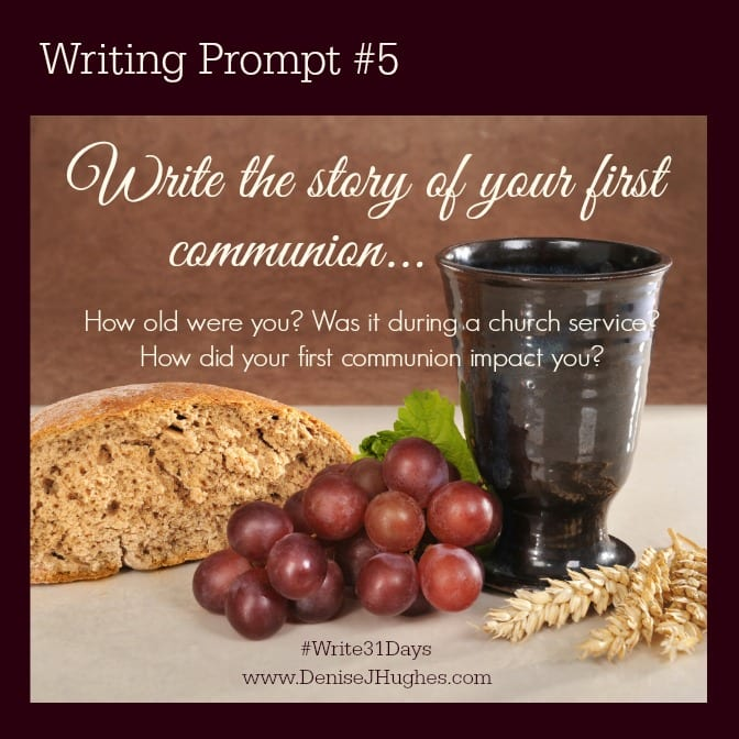 Writing Prompt 5