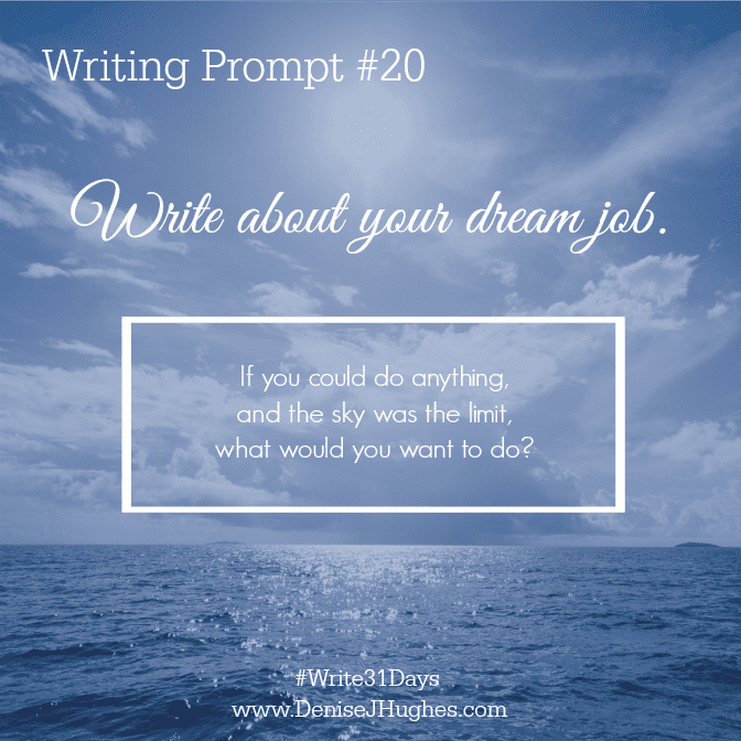 Writing Prompts 20