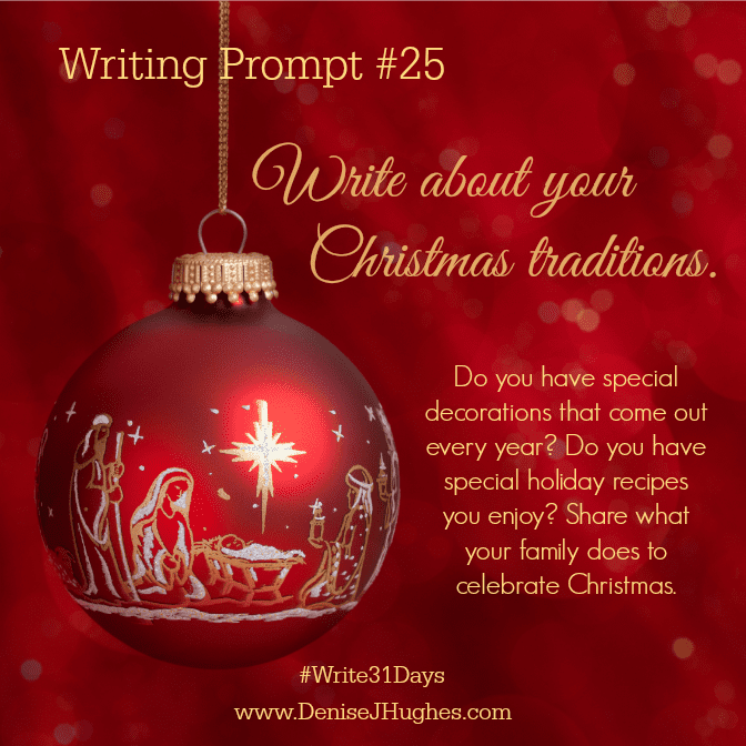 Writing Prompts 25