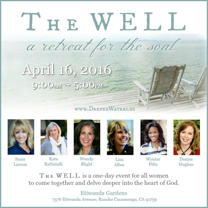 The WELL Speakers