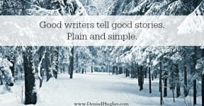 What I Learned about Writing from My Very First Snow Day