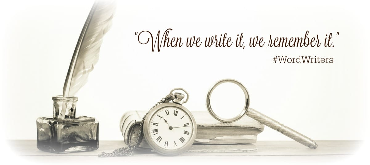 Write and Remember