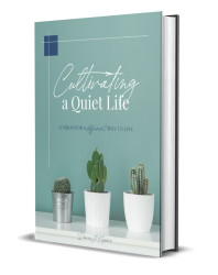 THE QUIET LIFE Devotional